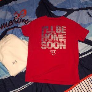 ⚾️🥎Under Armour Baseball Softball t shirt ⚾️🥎